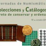 V Jornadas de Numismática. Catálogos y colecciones (MUPREVA)