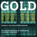El Bundesbank exhibe sus tesoros de oro y numismática