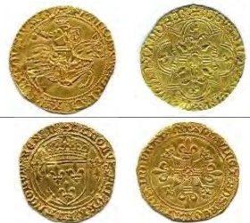 Robo en el Museo Dobrée de Nantes: 57 monedas y 10 medallas de oro medievales mas el corazón de oro de Ana de Bretaña