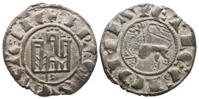 dinero Fernando IV