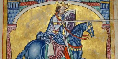 Alfonso IX, Rey de León entre 1188 y 1230