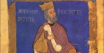 Alfonso VI, Rey de León entre 1065-1072 y Rey de Galicia, León, y Castilla entre 1072-1109