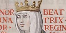 Doña Beatriz (Reina de Castilla, León y Portugal) entre 1383 y 1390