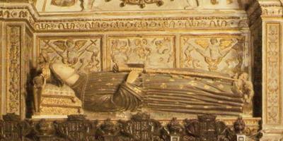 Enrique III, Rey de Castilla y León entre 1390 y 1406