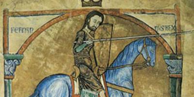 Fernando II, Rey de León entre 1157 y 1188.