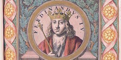 Fernando IV, Rey de Castilla y León entre 1295 y 1312