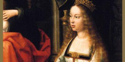 Princesa Isabel, de Castilla y León entre 1471 y 1474