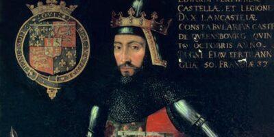 Juan de Lancaster (1379 y 1387)