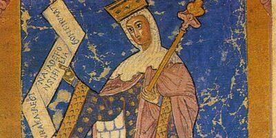 Doña Urraca I, Reina de León y Castilla entre 1109 y 1126