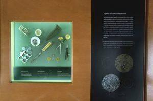 Imágenes de la exposición temporal. Tomadas de Sivia Castro Vicens, diseño de espacios.